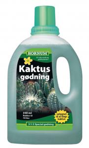 kaktus gødning